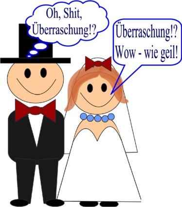 Hochzeit monatsaufgaben Reise Nach